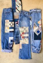 DENIM UPCYCLING SEWING  WORKSHOP - Stapleford Sense Tue 17th Nov 6pm to 10pm